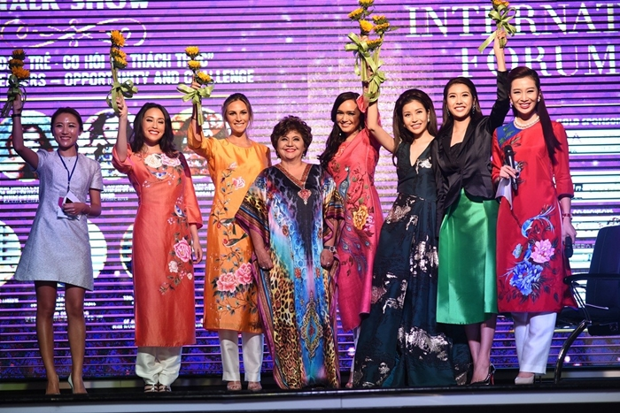 Women Leaders International Forum 2018: Honoring the Role of Women Leaders in the New Age