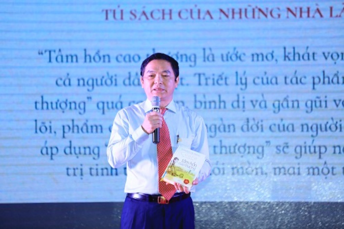 Businessman Le Viet Hai CEO Of Hoa Binh Group Shared A Talk About His Favorited Book