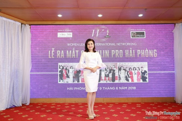 Women Leaders International Network has first time launched in Hai Phong