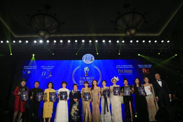 Top 100 The Best Asean Brand Awards 2019 - Active