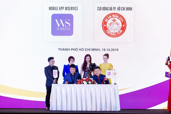 Ra mắt ứng dụng Mobile App VIP Card WService